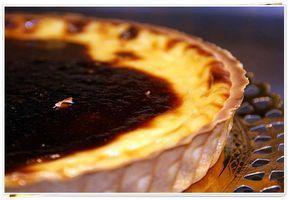 Tarte de Pastel de Nata | Sobremesas de Portugal