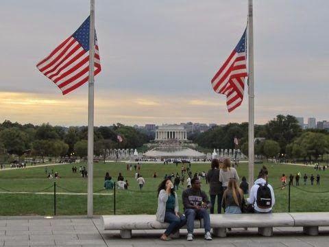 flavjo70 travel & dreams: Washington DC... un'emozionante viaggio tra commoventi memoriali e straordinari musei