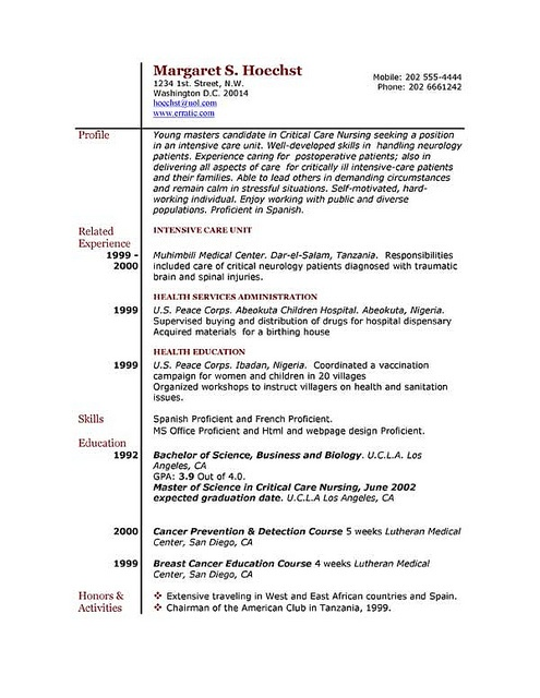 onebuckresume resume layout resume examples resume builder resume samples resume templates resume template resume writing resume cover letter sample resume - Writers Resume