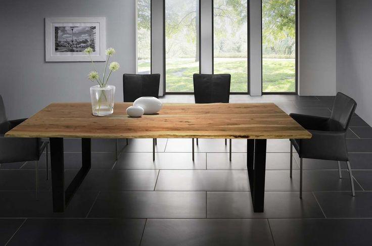 Massivholz Esstisch Und Stuhle :  Esstisch Massivholz auf Pinterest  Bürotisch, Betontisch und