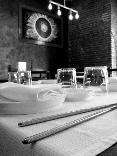 EXPO Al Giappo restaurant Colonne S.Lorenzo Milano