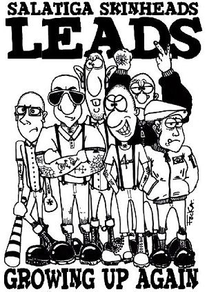 LEADS BOOTBOIS GROWING UP AGAIN
