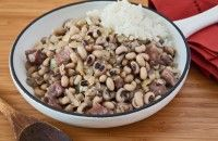 New Orleans-Style Blackeye Peas :: Recipes :: Camellia Brand