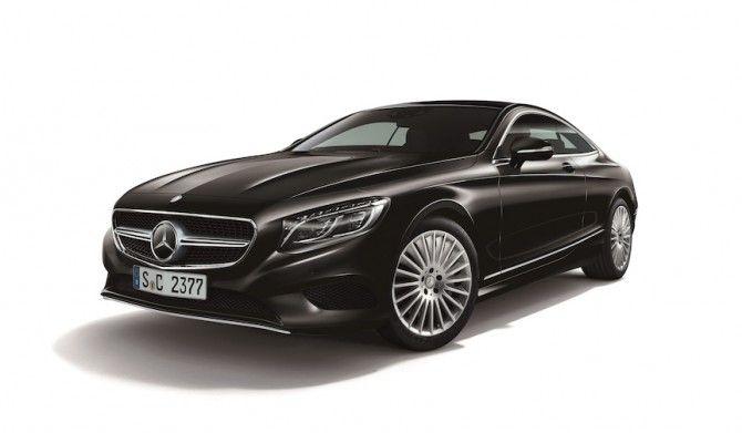 Sクラスクーペで初のV6エンジンモデルを追加Mercedes-Benz