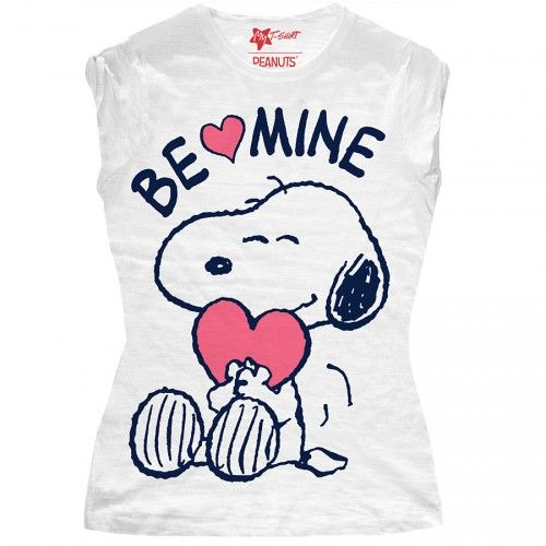 "T-SHIRT BIMBA ""BE MINE"""