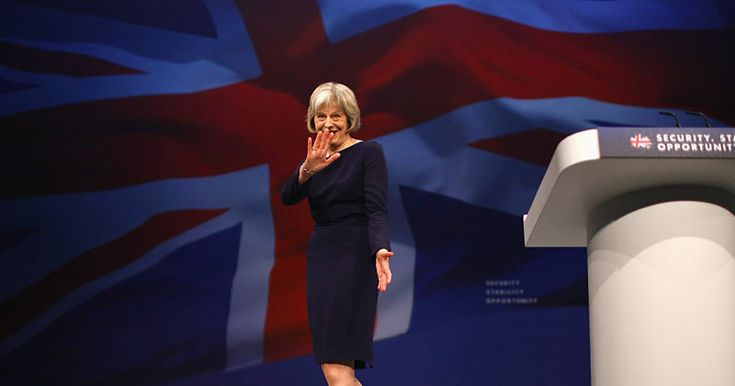 Theresa May SMACKS DOWN Anti-Trump Socialist In Parliament [VIDEO]: The room became raucous when May pointed out all the things Corbyn wouldn't have been able to accomplish if he were prime minister