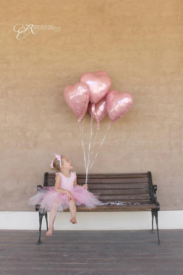 Ballerina Birthday!!