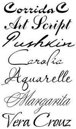 More nice fonts tattoos pinterest