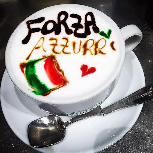 il cappuccino della nazionale