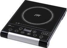 "SPT - 12-1/4"" Portable Electric Cooktop"