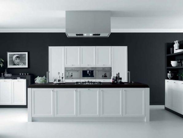 Moderne keuken eetkamers keukens modern klassiek for Klassiek modern interieur