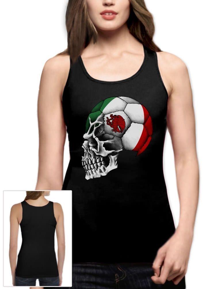 4e37005dcf3 ... 2017-2018 Mexico Thailand version White Blank women soccer jersey Away  Mexico Flag Skull Women Mexico national team 2015 M.Layun Away White ...