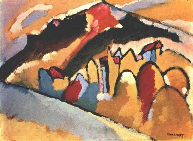artes do auwe obras de wassily kandinsky - Wassily Kandinsky Lebenslauf