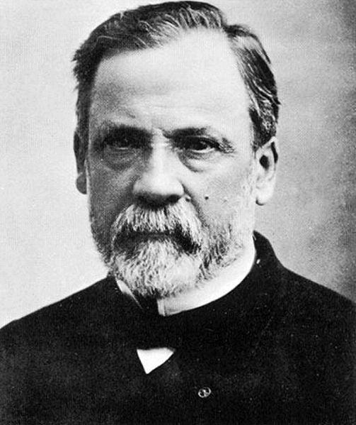 Louis Pasteur, 1878, by Félix Nadar