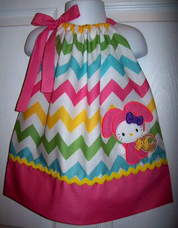 Cute Ideas For Pillowcase Dresses : 26 best images about Cute Children Dresses on Pinterest