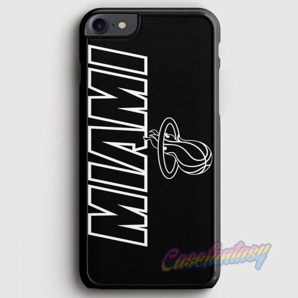 Miami Heat Logo iPhone 7 Case | casefantasy