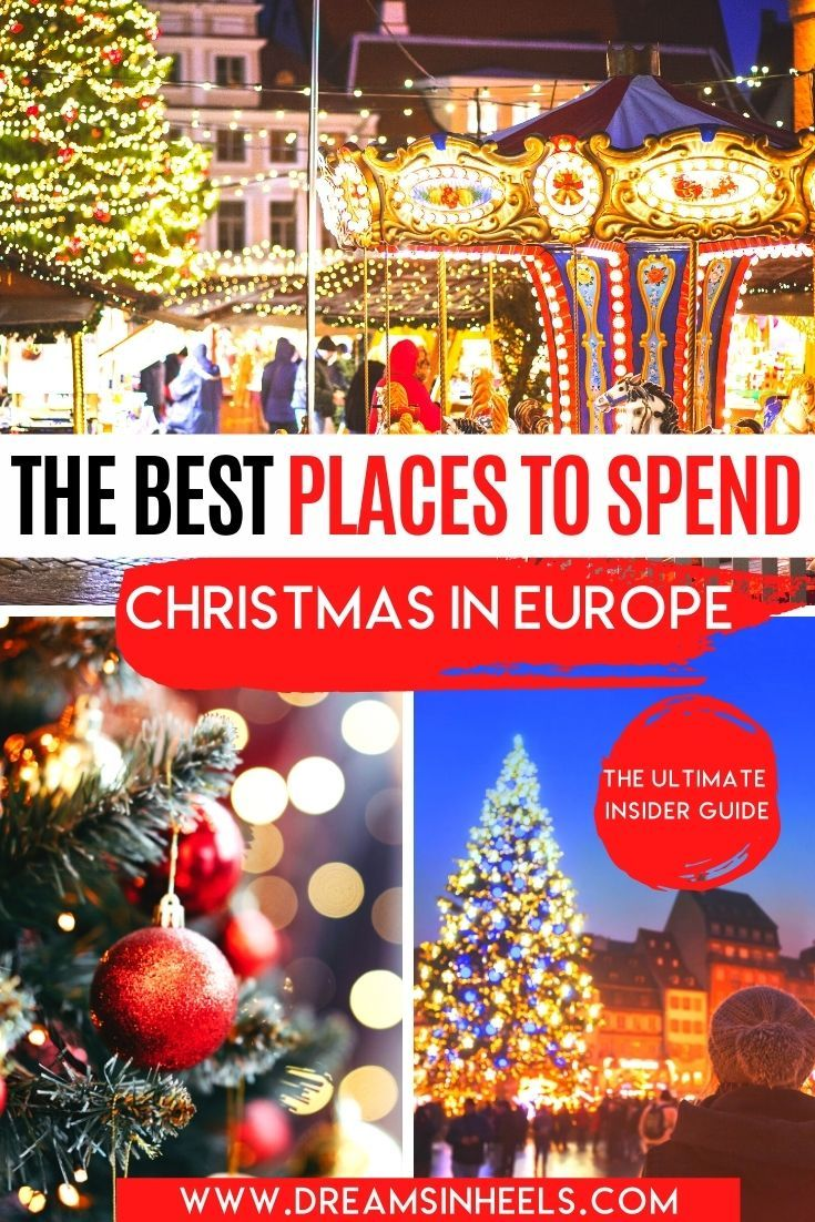 Best Places To Travel During Christmas 2020 35+ Best places to spend Christmas in Europe + Insider Tips in
