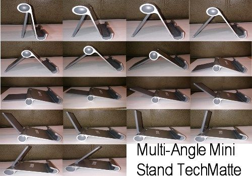 Mini Multi-Angle Stand #Techmette