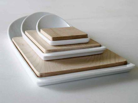 Cutting boards designed | Designer: Klaus Hackl - for Eno