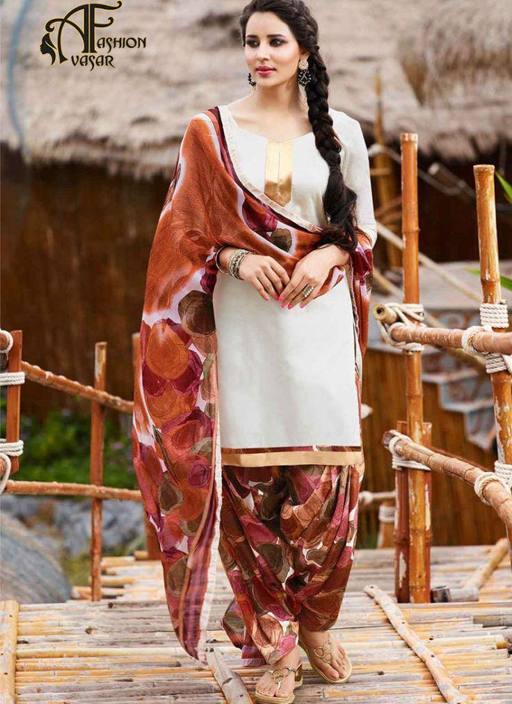 punjabi salwar kameez suits online