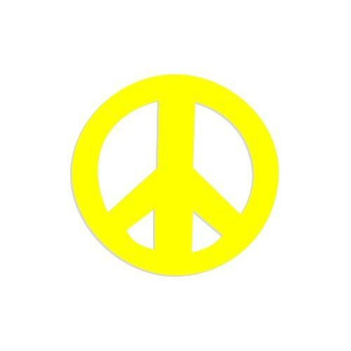 Tanning Bed Body Stickers Tattoo  Peace Symbol  Quantity 1000 on a Roll #AtlanticTan