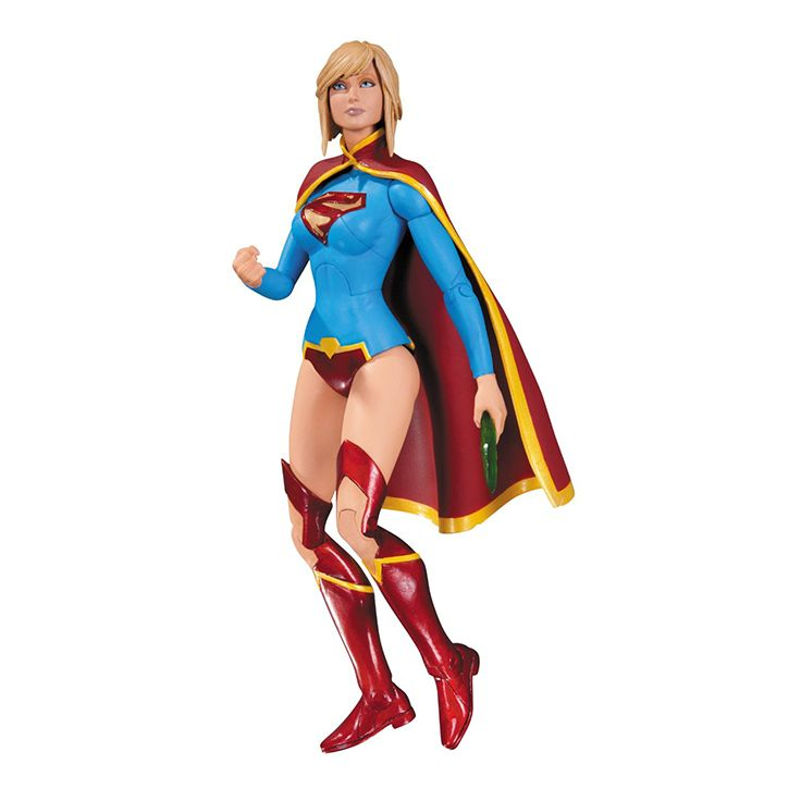 #DCCollectibles #DCComics - The #New52: #Supergirl #ActionFigure