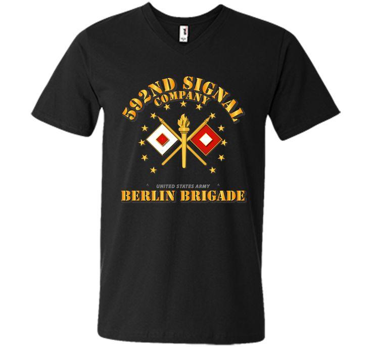 Great d Signal Company Berlin Brigade T Shirt