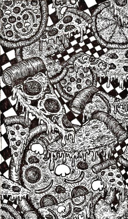 Pizza...pizza...pizza!