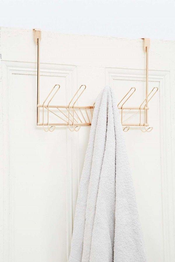 Les 25 meilleures id es concernant porte serviette pour for Decoration originales porte