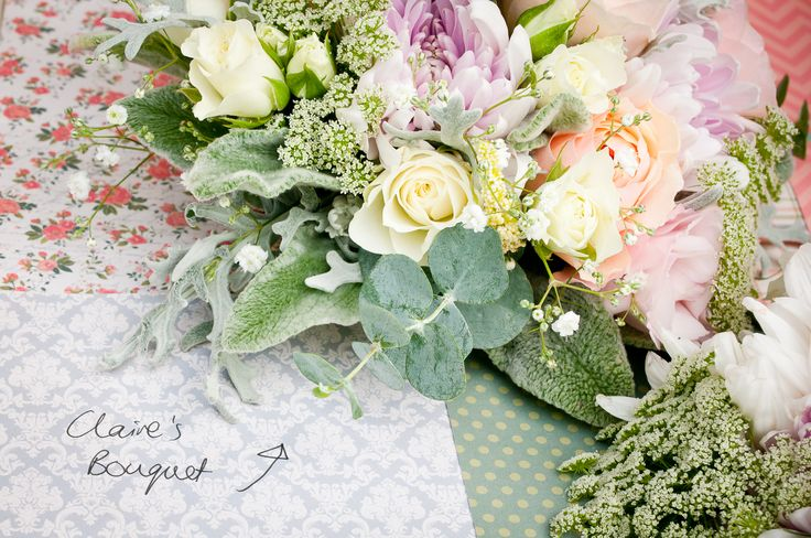 Gorgeous mint bridesmaids dresses offset these peach, silver and pink wedding bouquets. Flowers by One Poppy Wedding Flowers Auckland. Venue Mount Vernon Lodge, Akaroa, New Zealand. Photography by Stephanie @ Handmade Photography.