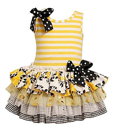 Super cute summer dress for little girl