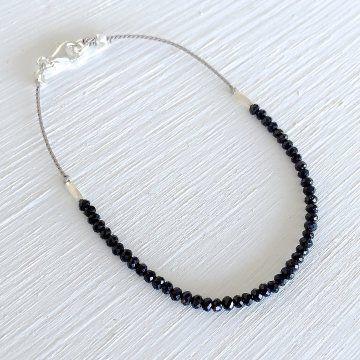 Forever Love Bracelet - Black
