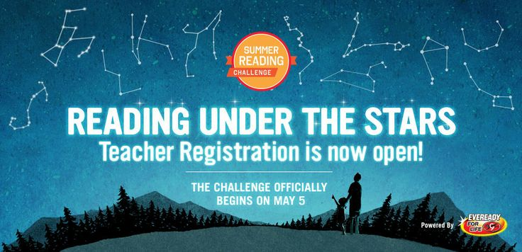 Teacher Registration for the Scholastic Summer Reading Challenge is officially open! Learn more about our free summer reading program and all the excitement that awaits teachers, parents, and kids. #summerreading