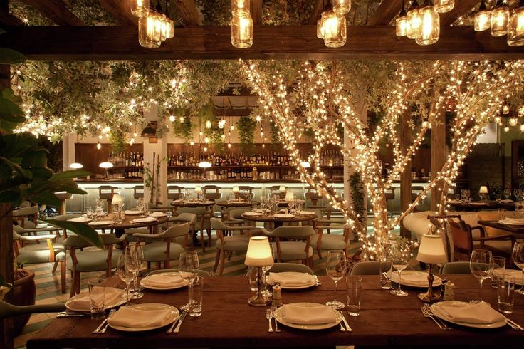 Cecconi's for dinner or brunch at SoHo House. Top 10 Bachelorette Party Ideas – Miami