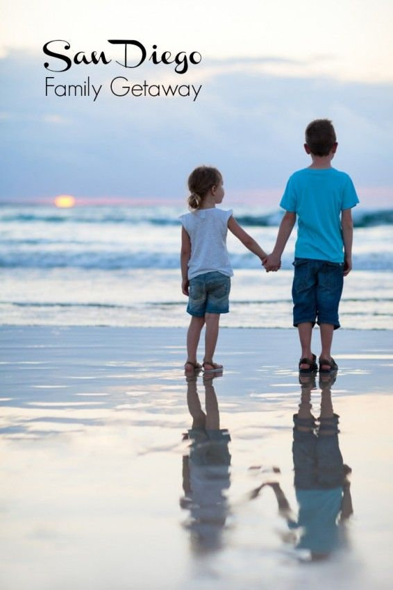 A San Diego Family Getaway is the perfect way to reconnect and enjoy each others company.