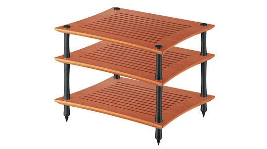 Quadraspire Sunko Vent in Cherry  Keeps gear cool and solid foundation