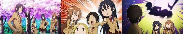 Seitokai Yakuindomo S2 VOSTFR | Animes-Mangas-DDL