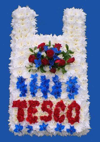 Tesco Funeral Tribute