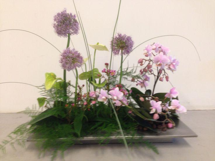 Vegetativ dekorasjon for begravelse