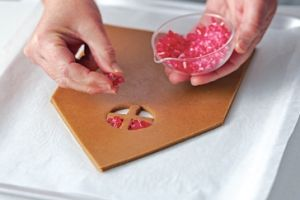 How to make gingerbread house pieces - Taste.com.au Mobile