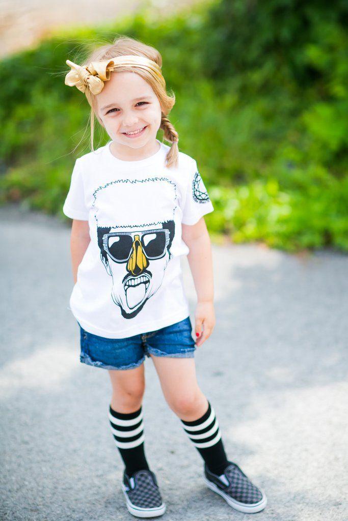 Modern Fashion For Little Girls