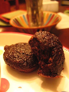 Healthy Triple Chocolate Chunk Muffins | Baked Goodies. | Pinterest