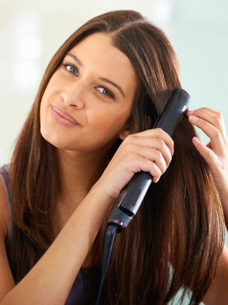 Du glättest du dir deine Haare? Dann machst du vielleicht auch diesen Fehler. Wir verraten dir, wie du dein Haar besser glättest.
