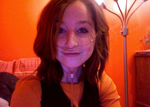 """""""This is Esther Earl, the teen whose battle with thyroid cancer inspired John Green's popular young adult novel and upcoming movie, 'The Fault In Our Stars.' Strikingly honest and hopeful, Esther's letter talks about her cancer and encourages her future self to change the world.""""  The letter in its entirety, along with other handwritten notes and doodles, can be found in Esther's book.   Smart Girls, have you ever written a letter to your future self?"""