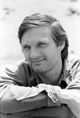 "Alan Alda as ""Hawkeye"" Pierce in M*A*S*H*"