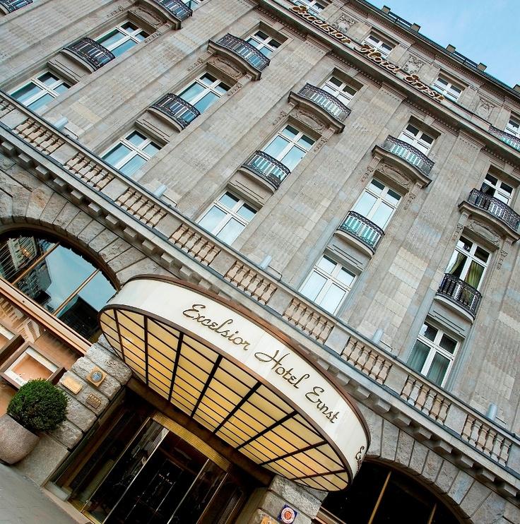 Ideal Excelsior Hotel Ernst Cologne Germany