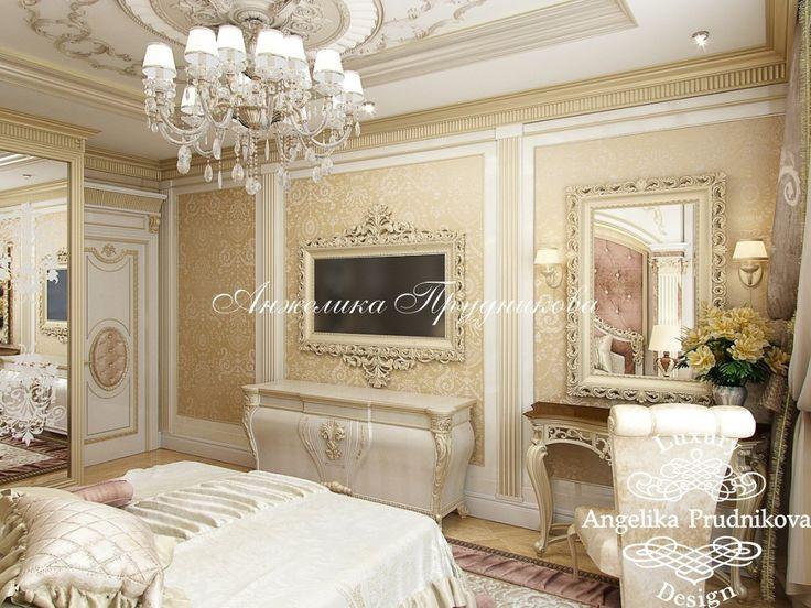 Спальня. Фото 2017 - Дизайн дома
