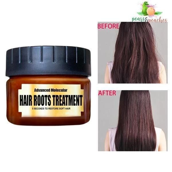 😘Shop Today>>Advanced Molecular Hair Roots Treatment