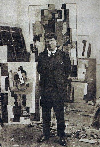 Pablo Picasso - 1915