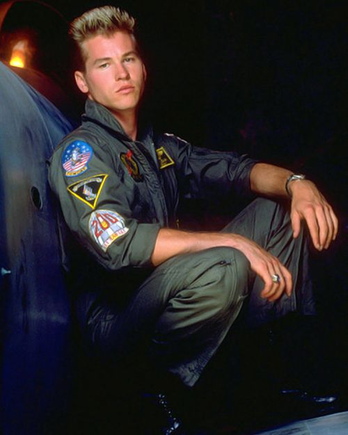 Tom 'Iceman' Kazansky - Top Gun (1986)